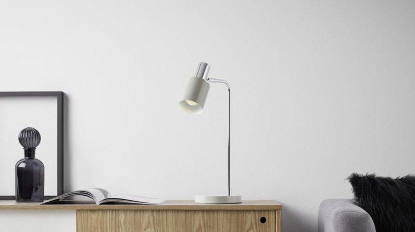 Lampa na čítanie