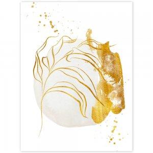 Obraz na stenu - zlatožlté listy